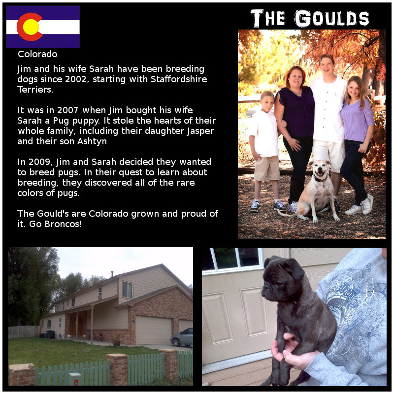 The Goulds Breeder Biography